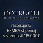 12 E/MBA štipendij