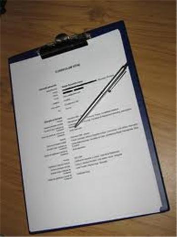 Pripravite sodoben življenjepis (CV)